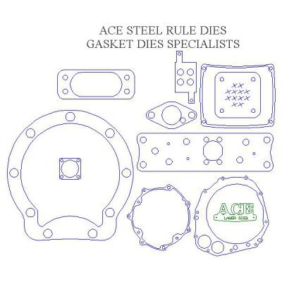 Gasket Steel Rule Dies
